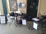 amateur radio-morse communiction exhibit